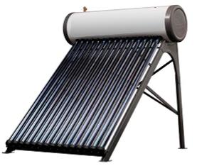 Напорные солнечные коллекторы