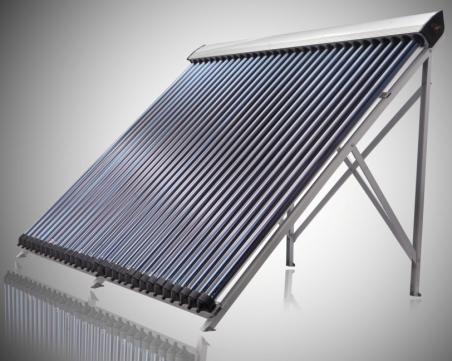 Вакуумный солнечный коллектор JX SPC-30 для плоской крыши