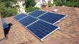 Сетевая солнечная станция мощностью 8 кВт 2