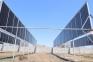 Сетевая солнечная станция из двусторонних панелей, мощностью 30 кВт, в Запорожской области 2