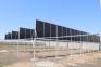 Сетевая солнечная станция из двусторонних панелей, мощностью 30 кВт, в Запорожской области 0