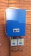 Фасадная сетевая солнечная станция 27 кВт 2