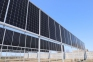 Сетевая солнечная станция из двусторонних панелей, мощностью 30 кВт, в Запорожской области 3