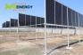 Двухсторонний монокристаллический солнечный модуль Risen 375 Вт 1