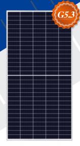Монокристаллическая солнечная панель Risen 500 Вт, RSM 150-8-500M, 9ВВ 210 mm, TITAN
