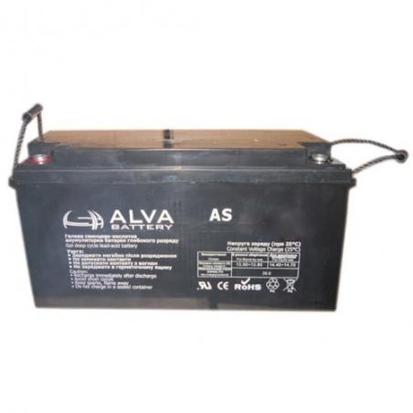 Аккумуляторная батарея ALVA AS12-200