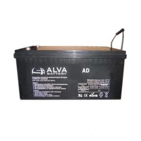 Аккумуляторная батарея Alva AD12-100 (12В 100Ач)