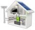 Гибридная солнечная станция мощностью 2,5 кВт