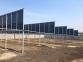 Сетевая солнечная станция из двусторонних панелей, мощностью 30 кВт, в Запорожской области