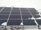 Сетевая солнечная станция мощностью 15 кВт